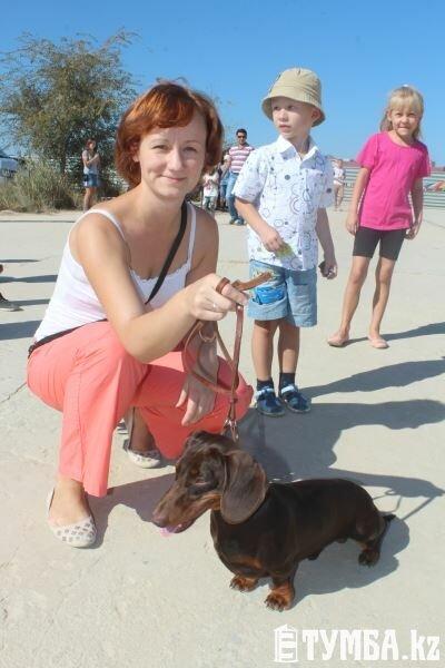 Выставка собак прошла в Актау (фото) (фото) - фото 10