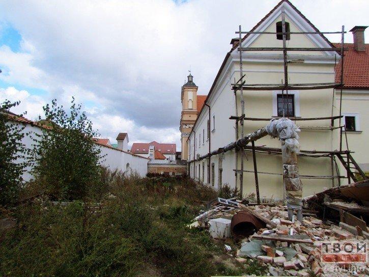 Фоторепортаж: в монастыре Бригиток в Гродно в 2016 году появится Дом Милосердия (фото) - фото 15