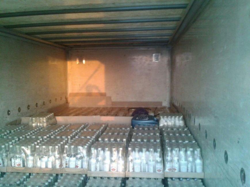 На Днепропетровщине заблокированы попытки поставить в район АТО спирт, водку, сигареты (ФОТО) (фото) - фото 1