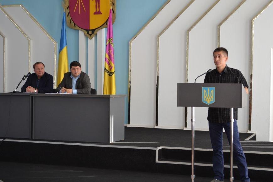 В Днепродзержинске наступили Дни устойчивой энергии, фото-5