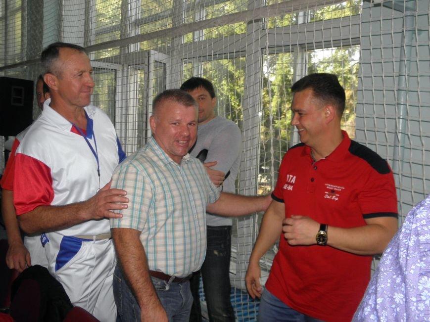 Константин Павлов: Я верю, что криворожане достойно представят нашу страну на европейском уровне (фото) - фото 1