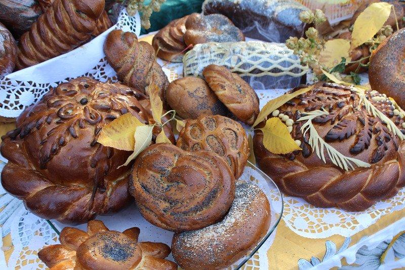 На Фестивале хлеба С. Морозов и сам наелся, и других накормил, фото-1