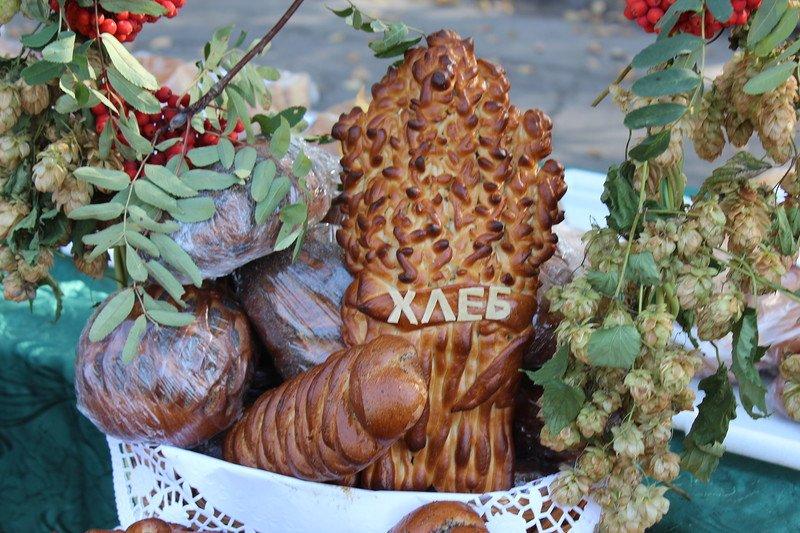 На Фестивале хлеба С. Морозов и сам наелся, и других накормил, фото-3
