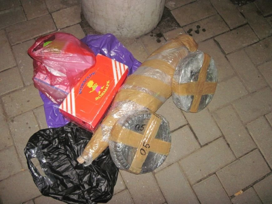 Сумские таможенники обнаружили в поезде «Москва-Киев» запчасти и медицинские препараты, фото-2