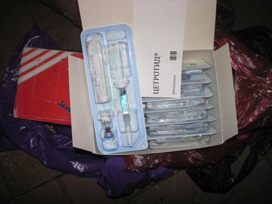 Сумские таможенники обнаружили в поезде «Москва-Киев» запчасти и медицинские препараты, фото-3