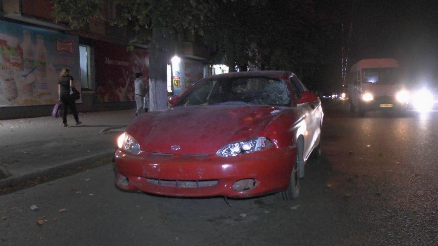 ДТП в Днепропетровске: Hyundai Coupe насмерть сбил мужчину (ФОТО) (фото) - фото 3