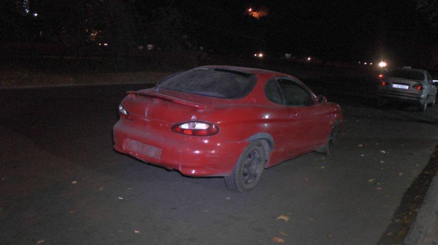 ДТП в Днепропетровске: Hyundai Coupe насмерть сбил мужчину (ФОТО) (фото) - фото 1