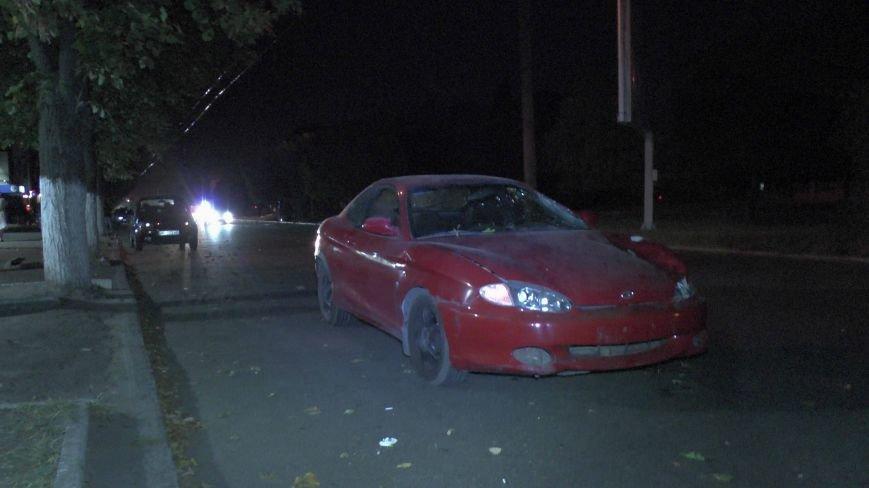 ДТП в Днепропетровске: Hyundai Coupe насмерть сбил мужчину (ФОТО) (фото) - фото 4