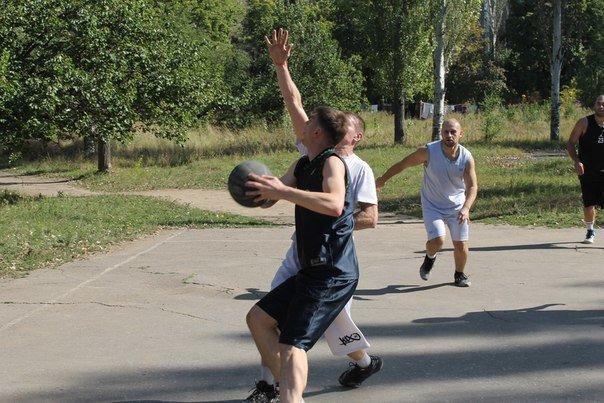 Стритбольный сезон закрыт (фото) - фото 1