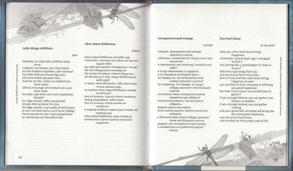 Сборник стихов сыктывкарки вышел сразу на четырех языках (фото) - фото 1