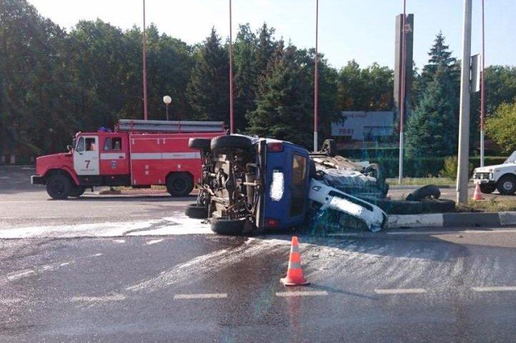 В Белгородской области погиб водитель «Мазды», вылетевшей в кювет, фото-2