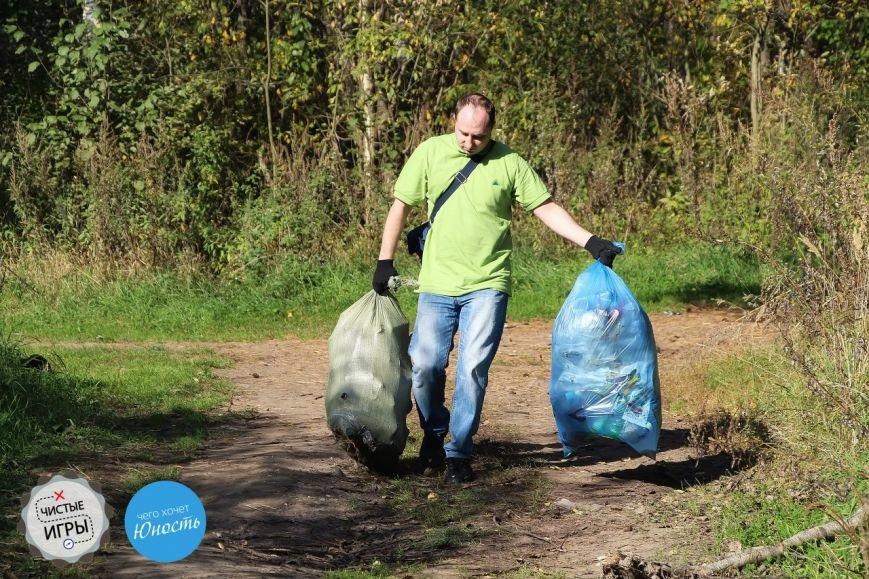 В Твери, в Молодежной роще, прошел экологический квест (фото) - фото 3
