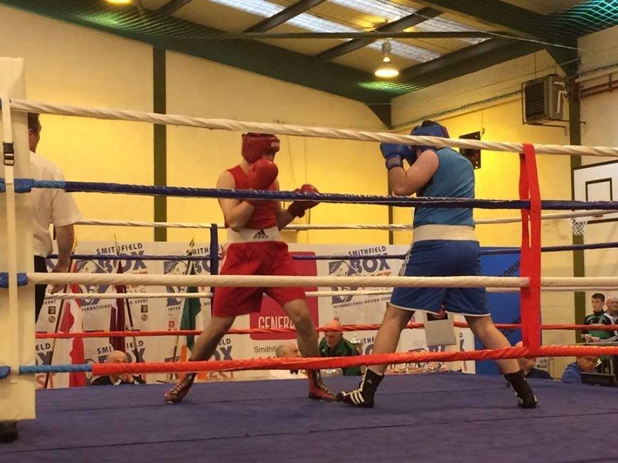 Хмельницькі боксери вибороли чотири «золота» на міжнародному турнірі в Дубліні (Фото), фото-2