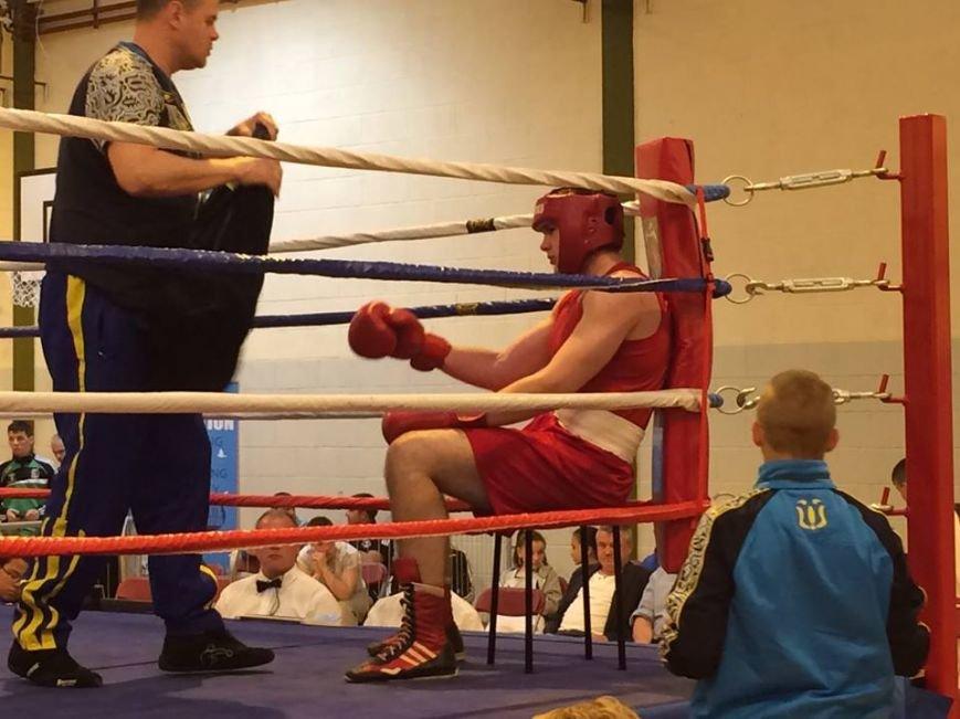 Хмельницькі боксери вибороли чотири «золота» на міжнародному турнірі в Дубліні (Фото), фото-3
