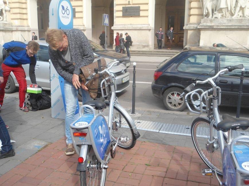 У Львові встановлюють перші в Україні станції муніципального велопрокату (ФОТО) (фото) - фото 3
