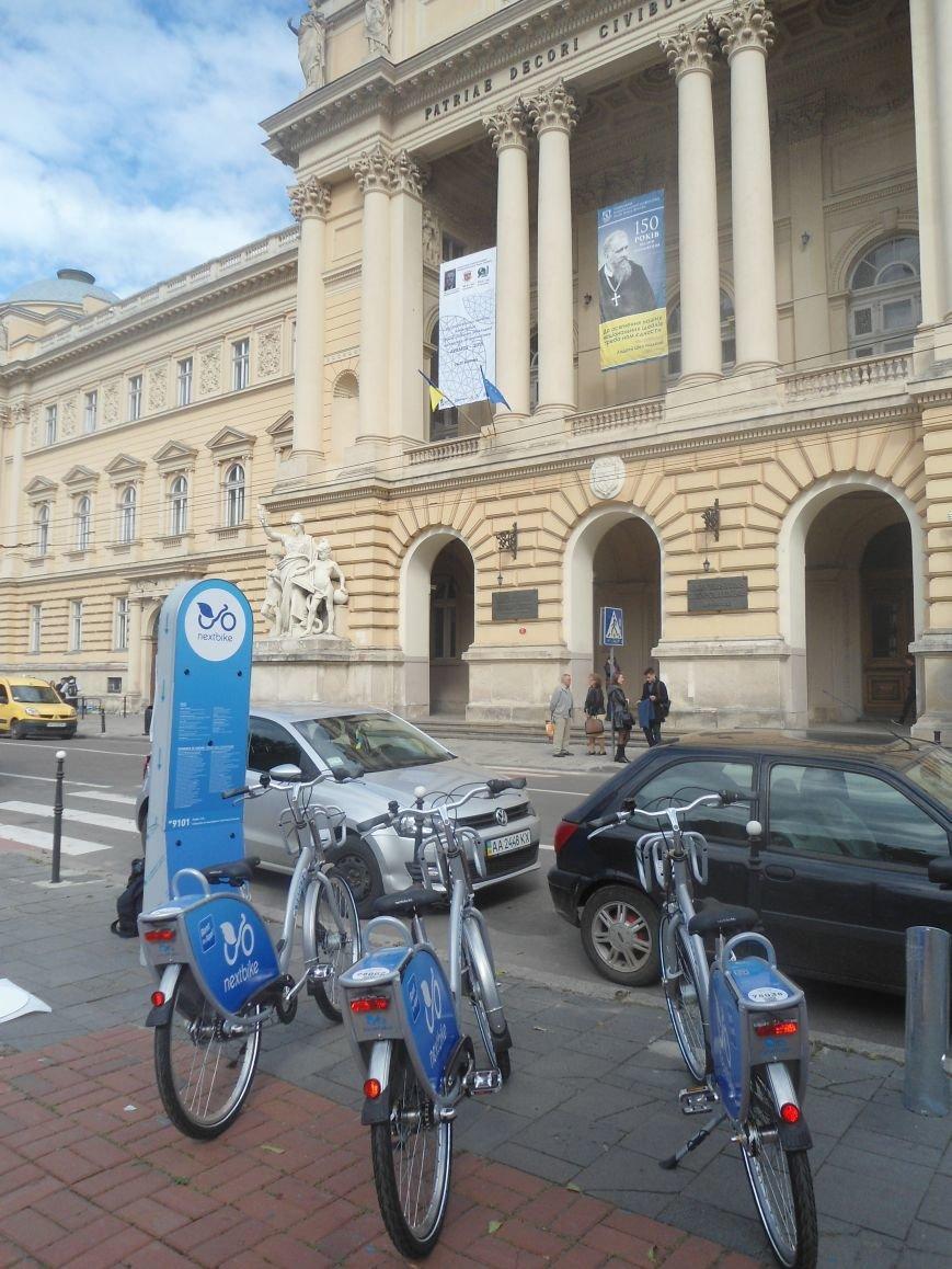 У Львові встановлюють перші в Україні станції муніципального велопрокату (ФОТО) (фото) - фото 2