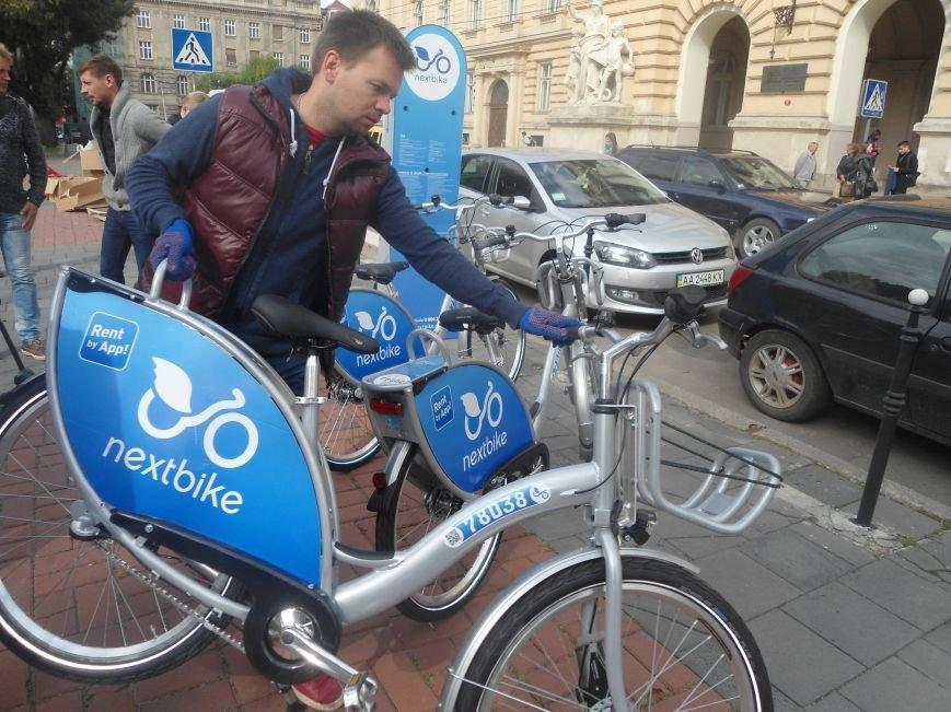 У Львові встановлюють перші в Україні станції муніципального велопрокату (ФОТО) (фото) - фото 1