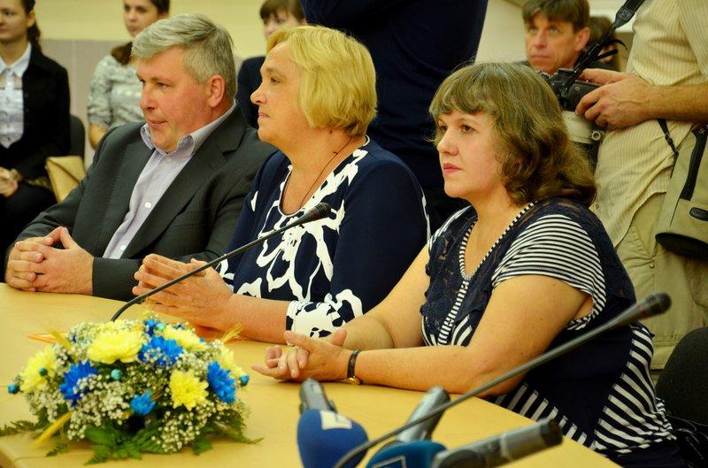 Лучшие учителя Днепропетровщины получили областные премии (фото) - фото 1