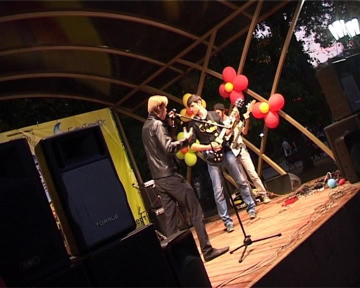 В Армавире состоялся рок-концерт «Встреча друзей» (фото) - фото 1