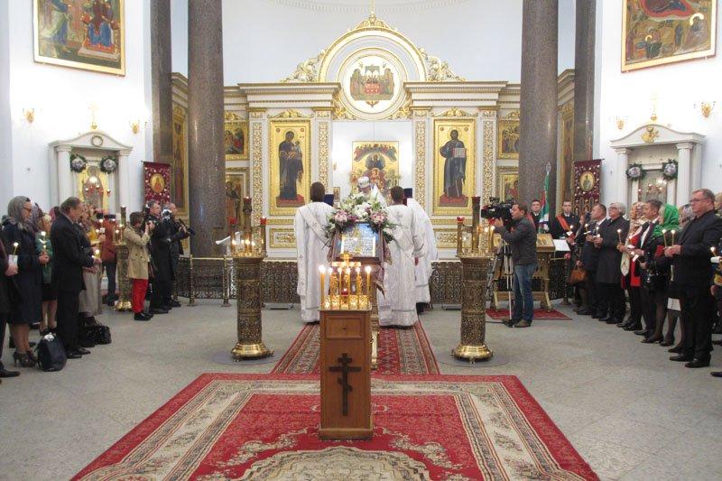 На Софийской площади в городе Пушкине открыли памятник правнуку Николая I, фото-1
