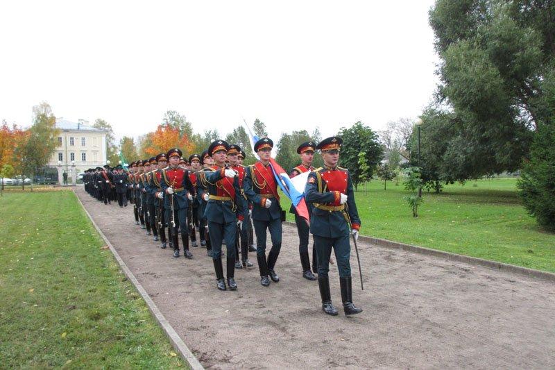 На Софийской площади в городе Пушкине открыли памятник правнуку Николая I, фото-4