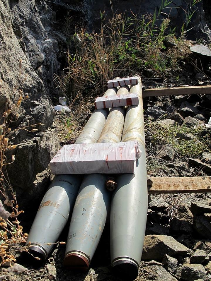 Вблизи Мариуполя обезвредили смерть (ФОТО) (фото) - фото 1