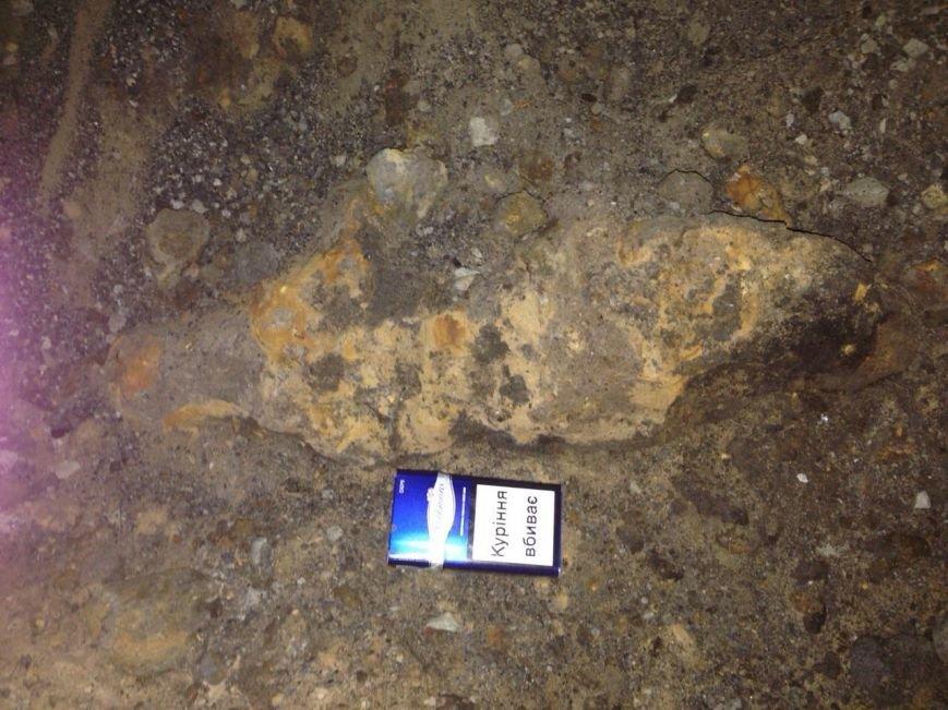 В Кременчугском локомотивном депо найдены два артиллерийских снаряда (ФОТО) (фото) - фото 1