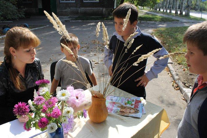 В Доброполье праздник в честь Всеукраинского Дня библиотек удался на славу(ФОТО), фото-5