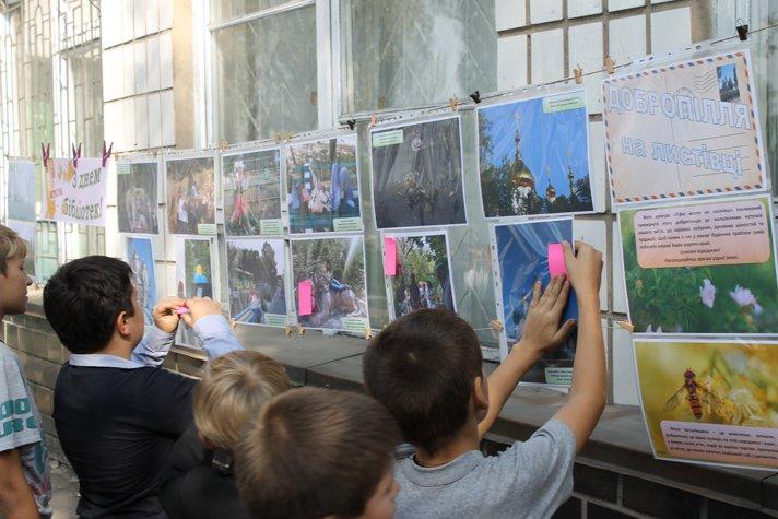 В Доброполье праздник в честь Всеукраинского Дня библиотек удался на славу(ФОТО), фото-24