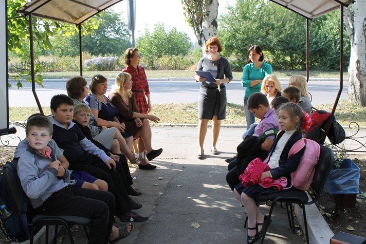 В Доброполье праздник в честь Всеукраинского Дня библиотек удался на славу(ФОТО), фото-19