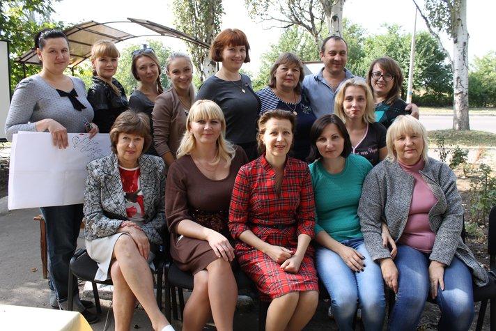В Доброполье праздник в честь Всеукраинского Дня библиотек удался на славу(ФОТО), фото-1