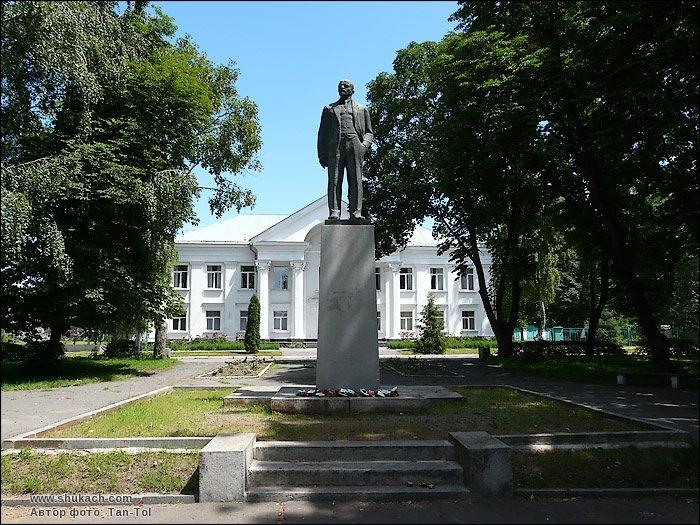 Куди зникають пам'ятники Леніну і що з'являється на їх місці, фото-8