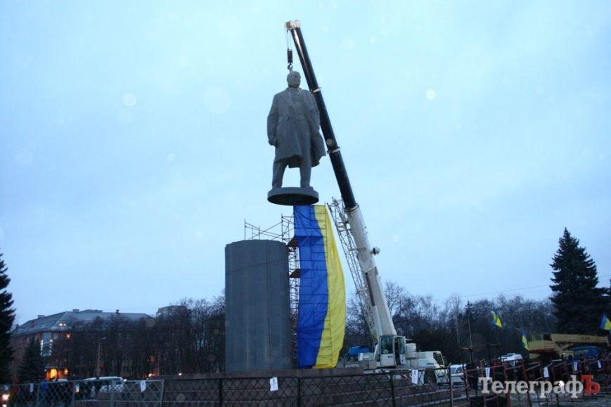 Куди зникають пам'ятники Леніну і що з'являється на їх місці, фото-13