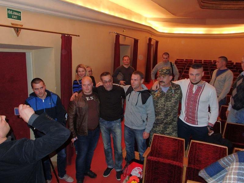 Украинские воины продолжают реабилитацию в Литве (ФОТО) (фото) - фото 1