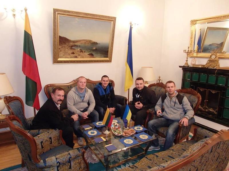 Украинские воины продолжают реабилитацию в Литве (ФОТО) (фото) - фото 2