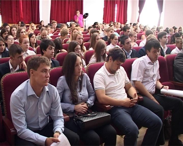В Армавире прошла конференция о патриотизме молодежи (фото) - фото 1