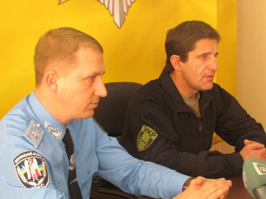 В Мариуполе планируется создание полицейского спецназа (ФОТО), фото-3