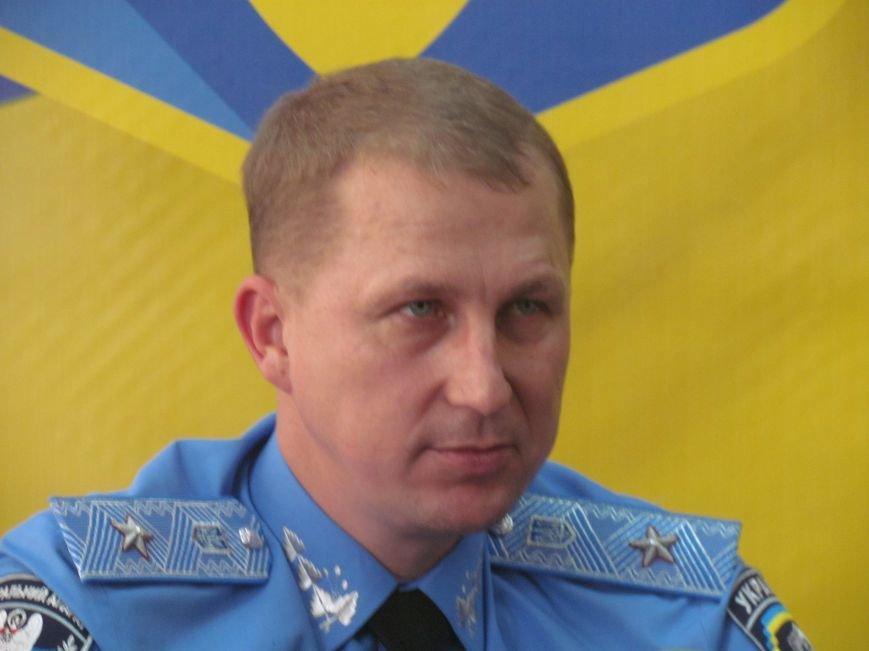 В Мариуполе планируется создание полицейского спецназа (ФОТО), фото-2