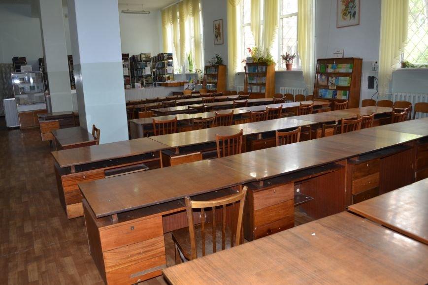 Научная библиотека Криворожского пединститута отмечает юбилей вместе с ВУЗом (ФОТО), фото-18