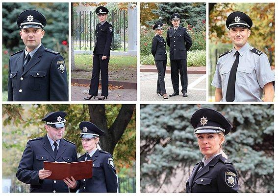 Правительство утвердило новую форму полиции (ФОТО, ВИДЕО) (фото) - фото 1