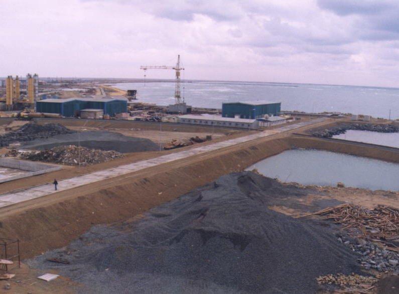 Сегодня Морпорту Актау исполняется 52 года (фото) (фото) - фото 5