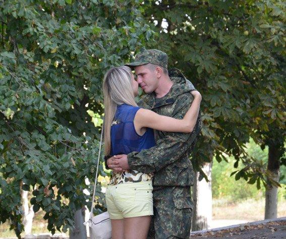 Николаевские милиционеры отправились на Донбасс (ФОТО) (фото) - фото 6