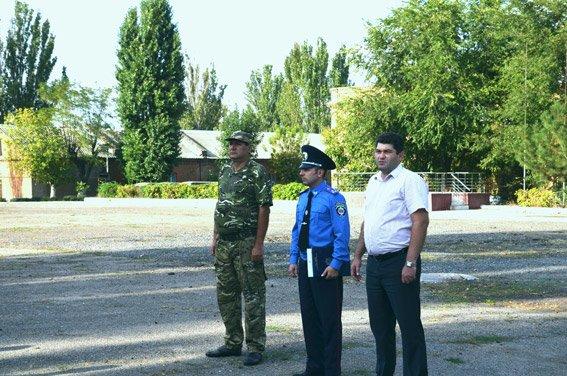 Николаевские милиционеры отправились на Донбасс (ФОТО) (фото) - фото 2