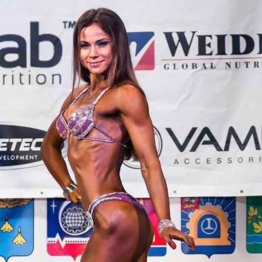 Ярован Алена из Ульяновска заняла 4 место в «Бикини Фитнес» (фото) (фото) - фото 3