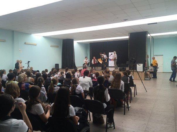29 сентября состоялось торжественное открытие детско-юношеской (фото) - фото 1