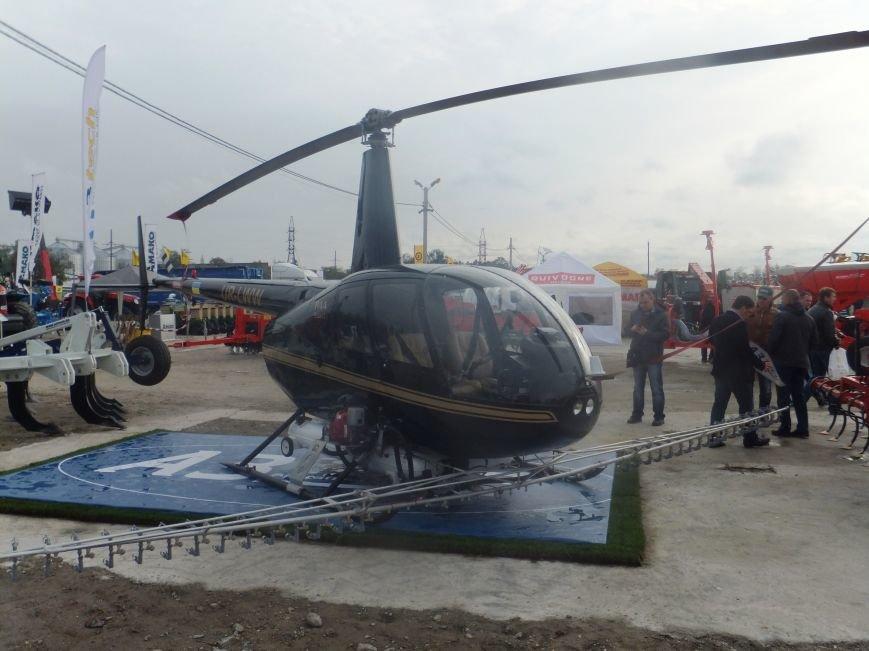 В Кировограде открылась выставка «Агроэкспо-2015» (Фото) (фото) - фото 1