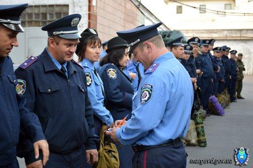 В день дисциплины мариупольскую милицию подняли по тревоге (ФОТО), фото-6