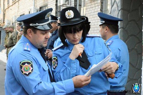 В день дисциплины мариупольскую милицию подняли по тревоге (ФОТО), фото-4