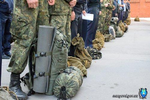 В день дисциплины мариупольскую милицию подняли по тревоге (ФОТО), фото-7