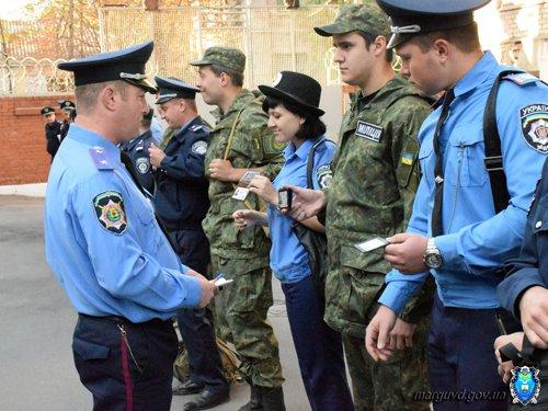 В день дисциплины мариупольскую милицию подняли по тревоге (ФОТО), фото-1